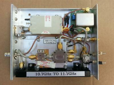 ETL Systems - 10.7Ghz 11.7Ghz L to Ku band module KUB701 for LPU302 MDS