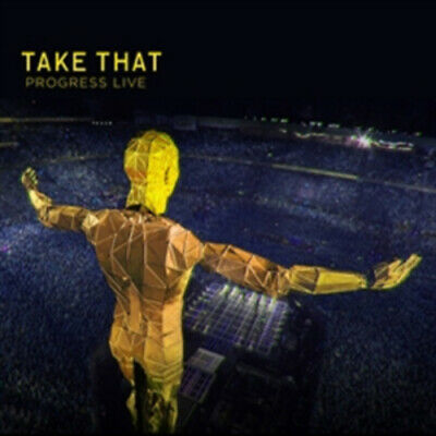 Take That : Progress Live CD (2011)