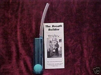 Breath Builder Lung Power Breath Wind Instruments strength playing
