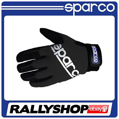Sparco Meca-2 Gloves, size S CHEAP DELIVERY WORLDWIDE,  mechanics gloves