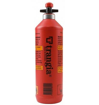 Trangia Fuel Bottle with Safety Valve - 0.5 Litre