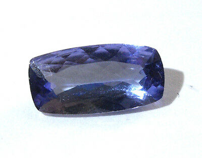 1.12 ct Belle Tanzanite bleu/violet