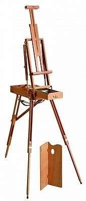 Mabef Artists Freestanding Half Box Easel - M23 - M/23