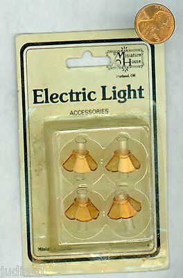 Shades Miniature Dollhouse Chandelier Mod Kit Blue