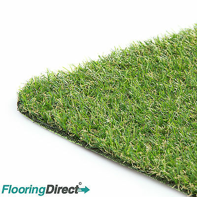 Artificial Grass Mat 15mm Thick - 50cm x 80cm - Greengrocers Fake Grass Mat