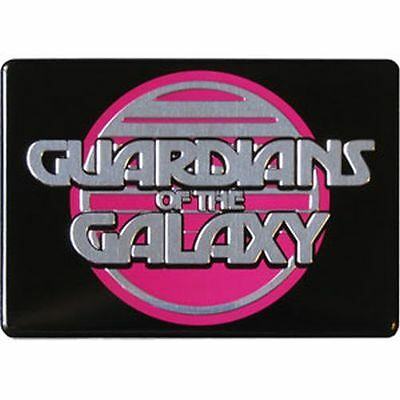 Guardians Of The Galaxy - Metallic Magnet 2.5X3.5 - Brand New - 0039