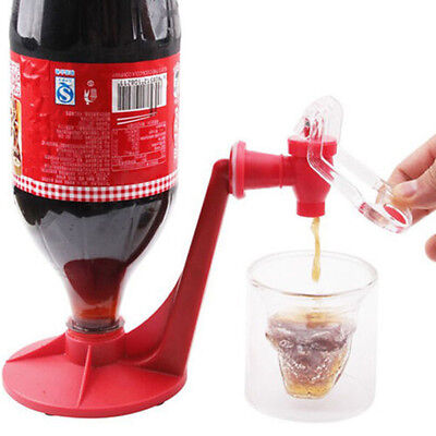 Coke Bottle Inverted Switch Water Dispenser Hand Pressure Pump Drinking Device