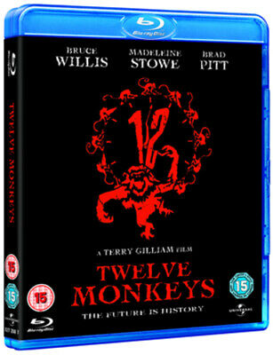 Twelve Monkeys Blu-Ray (2009) Bruce Willis