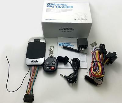 GPS/GPRS Vehicle tracker GPS303D,TK303D External power off alarm SOS,with box