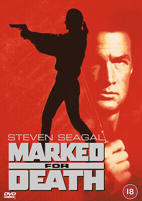 Marked for Death DVD (2003) Steven Seagal