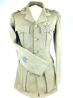 1917 Pattern WW1 Royal Engineers Territorial Officers Tunic