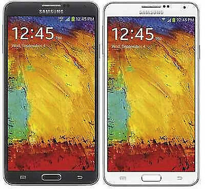 Samsung Galaxy Note 3 SM-N900V 32GB Verizon Unlocked Smartphone