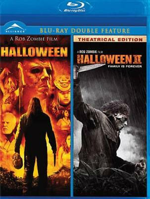 Rob Zombie's Halloween/ Halloween 2 New Blu-Ray
