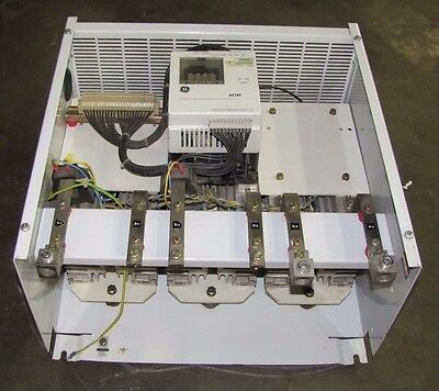 General Electric Ge Astat Qc2Q-D 480V 200 Hp 200Hp 147 Kw 3Ph Soft Starter
