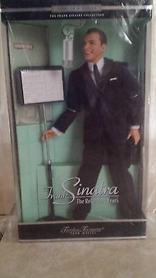 NEW Mattel Frank Sinatra The Recording Years Timeless Treasures Doll