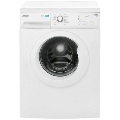 Zanussi ZWF71440W Lindo100 A+++ 7Kg 1400 Spin Washing Machine White New from AO