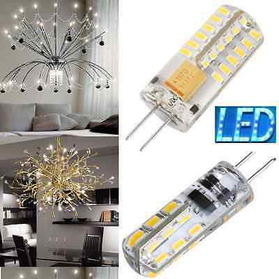 G4/G9 LED 3014SMD Light Bulb Energy Saving Capsule Bulbs AC220V /ACDC12 Volt