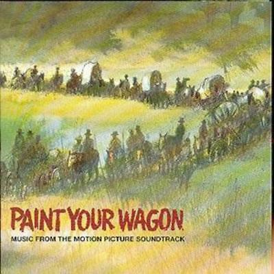 Various Artists : Paint Your Wagon: Music From The Soundtrack CD (1995)