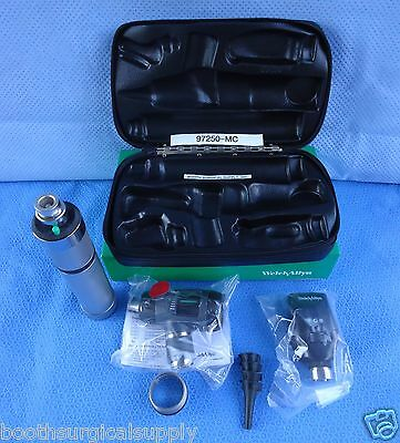 "Welch Allyn Diagnostic Set #97250-Mc  "" Classic Set"" ---New In Box!"