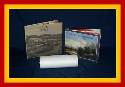 """5 YD 10"""" Brodart ARCHIVAL Fold-On Book Jacket Covers - Super Clear Mylar"""