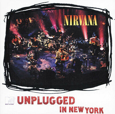 Nirvana : Unplugged in New York CD (1994)