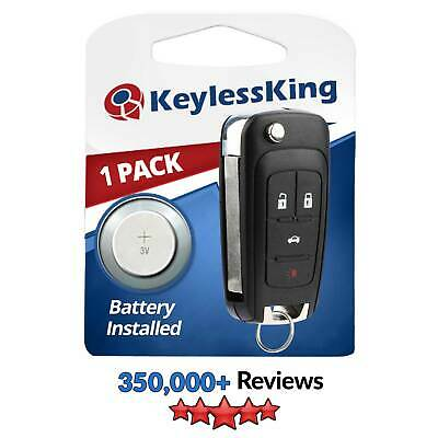 New Replacement Keyless Entry Car Remote Flip Key Fob Control for OHT01060512