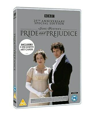 Pride and Prejudice (Special Edition) [DVD]