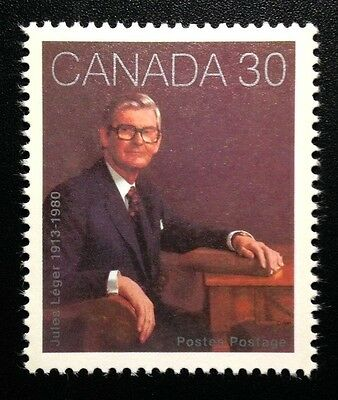 Canada #914 MNH, Jules Leger Stamp 1982