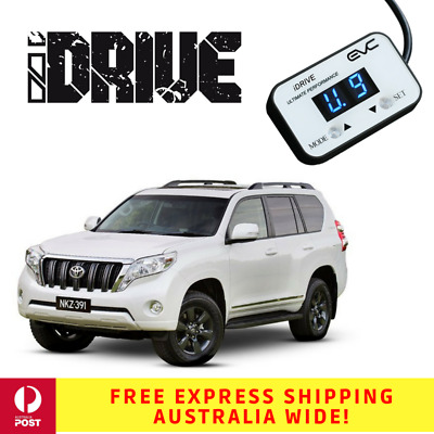 iDRIVE  Throttle Controller Toyota Hilux 4/2005 to 2015 D4D