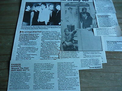 Passon Puppets - Magazine Cuttings Collection (Ref T4)
