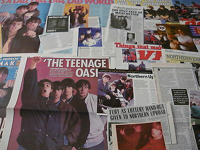 Northern Uproar - Magazine Cuttings Collection (Ref T2)