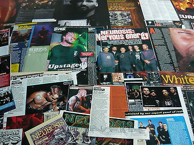 Neurosis - Magazine Cuttings Collection (Ref R6)