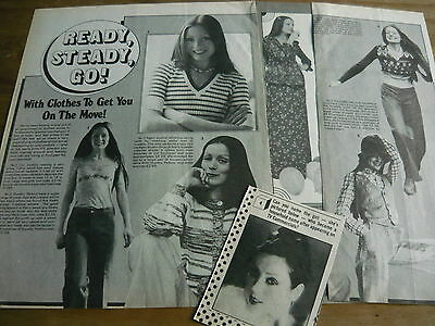 Lorraine Chase - Magazine Cuttings Collection (Ref Z13)
