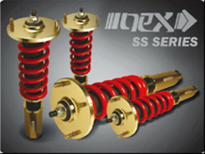 Nex Ss Series Height Adjustable Coilovers For 2002-2003 Mazda 6