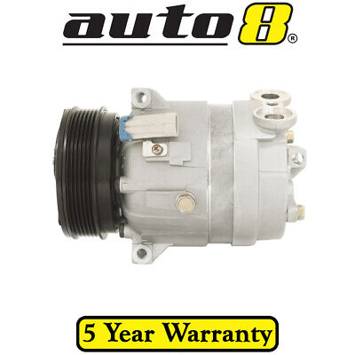 New Air Con AC Compressor fits Holden Rodeo RA 3.0L Diesel 4JJ1 01//07-06//08