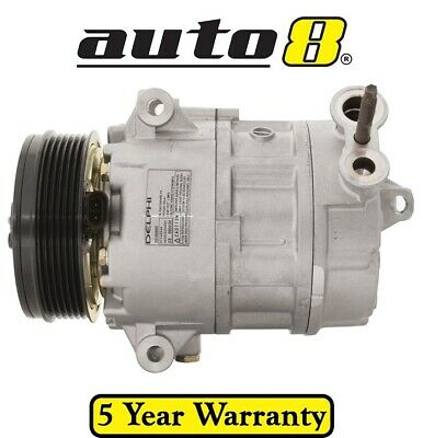 Air Conditioning Compressor suits Holden Commodore VZ 3.6L Alloytec 2004 - 2007