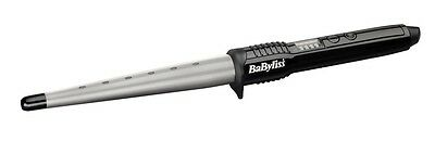 New BaByliss 2285CU Curling Ceramic Wand Pro Tong Hair Styler for women