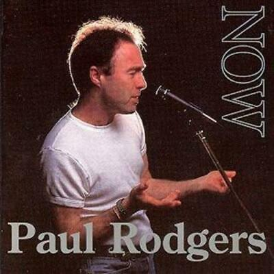 Paul Rodgers : Now & Live (The Loreley Tapes...) CD (1997)