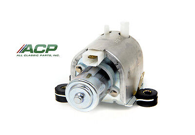 1964 1965 64 65 Ford Mustang Windshield Washer Pump 1 Speed, Free Shipping