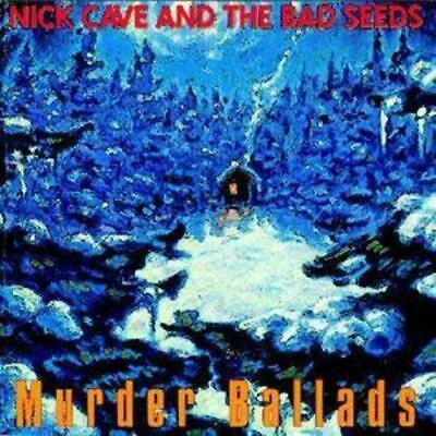 Nick Cave and the Bad Seeds : Murder Ballads CD (2003)