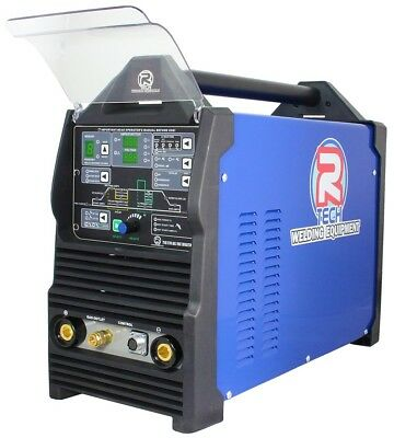 TIG Welder AC/DC 170A DIGITAL R-TECH - Free foot pedal - 0% Finance Available