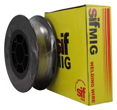 Stainless Steel MIG Wire 0.8mm 316L Grade 3.75KG