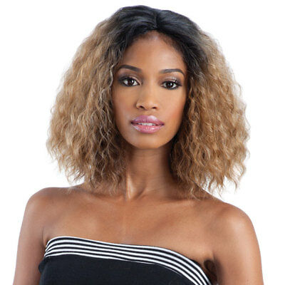 Liberty - Freetress Equal Brazilian Natural Invisible 'l' Part Synthetic Wig
