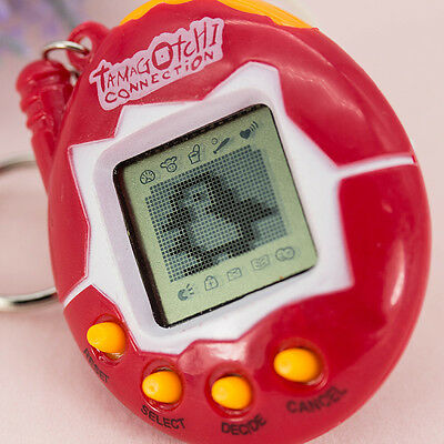 Nostalgic 90S Electronic Tamagotchi 49 Pets in One Virtual Cyber Pet Toy Funny @