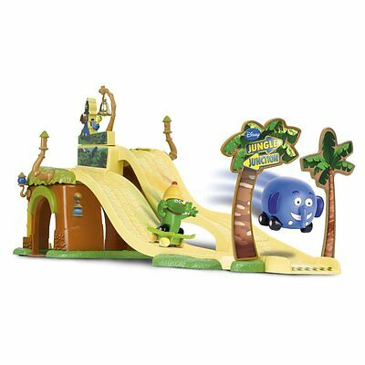 Disney Jungle Junction Dschungel Rennstrecke Spielset