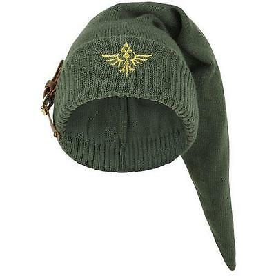 Nintendo - Legend Of Zelda Pointed Beanie Hat - New & Official With Tag
