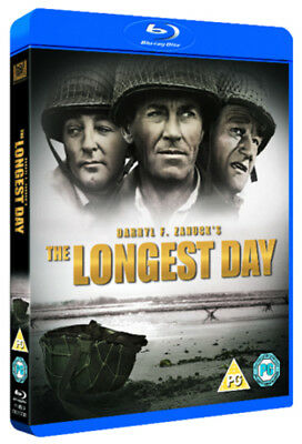 The Longest Day DVD (2009) John Wayne ***NEW***