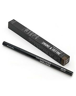 bareMinerals Smoke & Define Double Ended Kohl & Liquid Eyeliner- Boxed/New