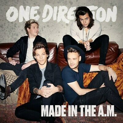 Made in the A.M. - One Direction (Album) [CD]