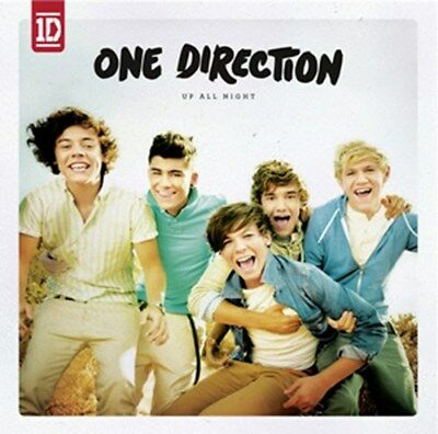 Up All Night - One Direction (Album) [CD]
